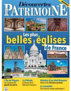 Les plus belles églises de France - Découvertes Patrimoine 3
