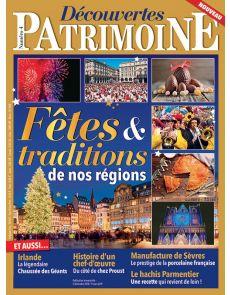 Les fêtes et traditions de nos régions - Découvertes Patrimoine 4