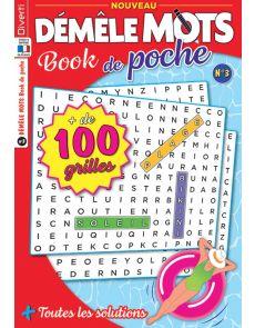 Démêle Mots Book de poche 3 - Le format pratique !