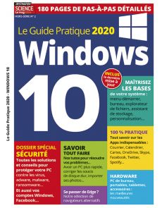 Le guide pratique 2020 Windows 10 - Destination Science le Mag Hors-série n°2