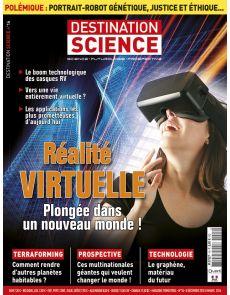Destination Science n°16 - Réalité Virtuelle
