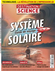 Système Solaire - Guide de voyage -Destination Science numéro 24