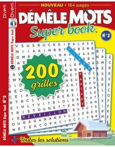 Démêle-Mots Super Book 02