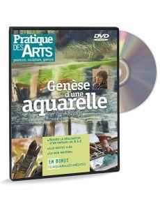 Ewa Karpinska – Genèse d'une aquarelle – DVD