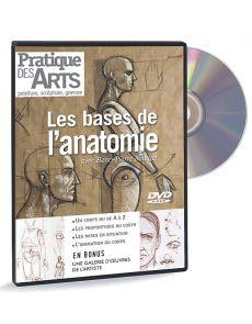 Les bases de l'anatomie par H.-P. Bourget – DVD