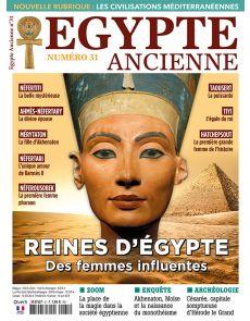 Egypte Ancienne n°31 - Reines d'Egypte