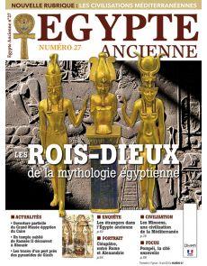 Egypte Ancienne 27 - Les Rois-Dieux de la mythologie égyptienne