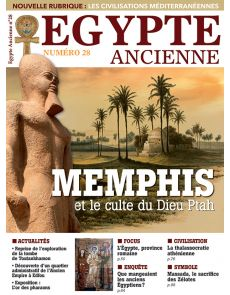 Egypte Ancienne 28 - Memphis et le culte du Dieu Ptah