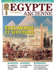 Egypte Ancienne 34 - Esclavage et servitude
