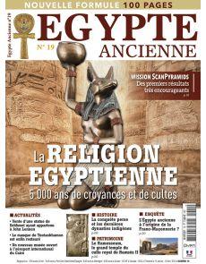 Egypte Ancienne n°19 - La religion égyptienne