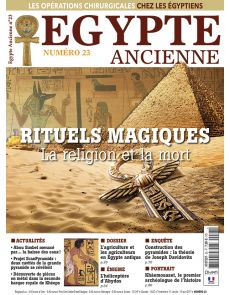 Egypte Ancienne 23 - Rituels magiques, l'agriculture, la construction des pyramides…