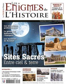 Les Enigmes de l'Histoire n°30 - Sites sacrés, les révoltés du Bounty, la civilisation Nok…