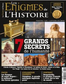 Les Enigmes de l'Histoire n°31 - 7 grands secrets de l'humanité