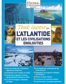 Tout savoir sur l'Atlantide et les civilisations englouties - Hors-série Les Enigmes de l'Histoire n°9