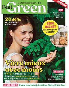 Feel Green n.1 - Le magazine écofriendly