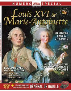 Louis XVI et Marie-Antoinette - Les grandes Enigmes de l'Histoire Hors-série 07