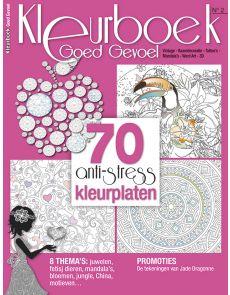 Kleurboek Goed Gevoel N°2