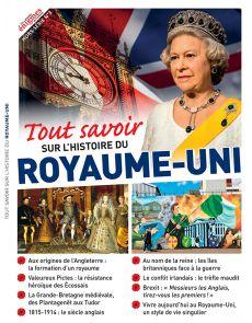 Les grandes énigmes de l'histoire hors-série n°3 - Histoire du Royaume-uni
