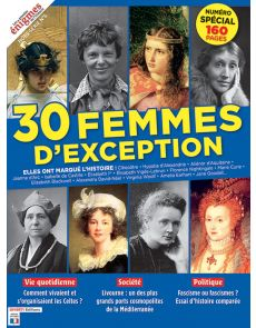 30 femmes d'exception qui ont marqué l'Histoire