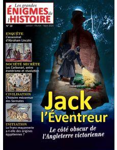 Les Grandes Enigmes de l'Histoire 10 - Jack l'Eventreur le côté obscur de l'Angleterre victorienne