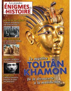 Les Grandes Enigmes de l'Histoire 11 - Le mystère Toutânkhamon