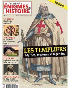Les grandes énigmes de l'histoire n°4 - Les templiers
