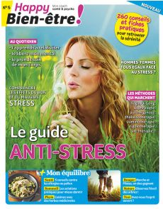 Le Guide anti-stress -Happy Bien-être 05
