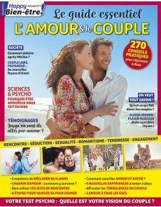 Le guide de l'Amour et du Couple - Happy Bien-être hors-série 3