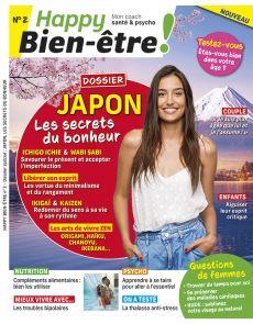 Les secrets du bien-être japonais - Happy Bien-être 2