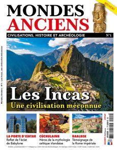 Mondes Anciens 01 - Les Incas