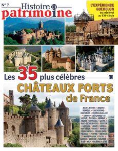 Les 35 châteaux forts les plus célèbres de France
