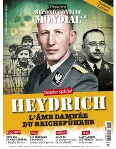 Histoire du Second Conflit Mondial 43 - Heydrich