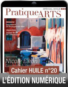 TÉLÉCHARGEMENT - Cahier spécial HUILE 20 - Pratique des Arts