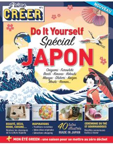 Do It Yourself spécial JAPON - J'aime Créer n.1