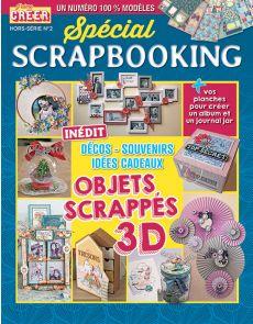 Spécial DIY SCRAPBOOKING - J'aime Créer hors-série 2