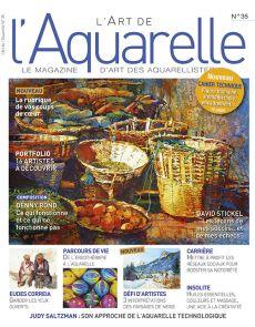 L'Art de l'Aquarelle 35 - Le magazine d'art des aquarellistes