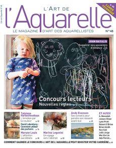 L'Art de l'Aquarelle 48 - Inspirations artistiques