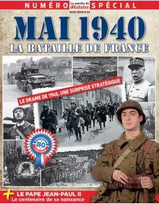 Mai 1940 La Bataille de France - La Marche de l'Histoire Hors-série 22