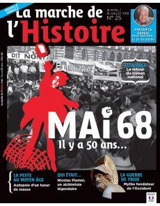 Mai 68, il y a 50 ans... - La Marche de l'Histoire 25