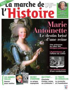 Marie Antoinette - La Marche de l'Histoire 27