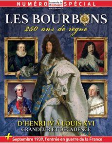 Les Bourbons, 250 ans de règne - La Marche de l'Histoire hors-série 19