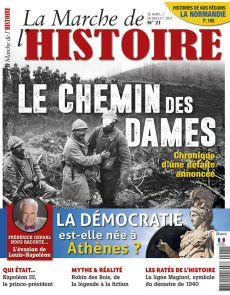 La Marche de l'Histoire n° 21 - Le Chemin des Dames