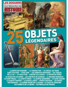 25 objets légendaires - Les Dossiers de La Marche de l'Histoire 9