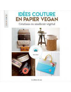 Idées couture en papier vegan - Karin Roser