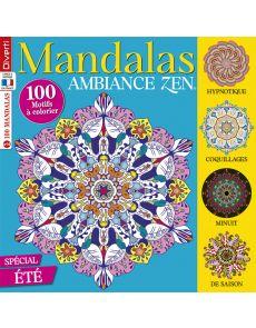Mandalas Ambiance Zen 14 -  Spécial Eté