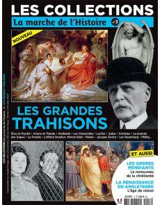 Les collections les marches de l'histoire n°3 - Les grandes trahisons