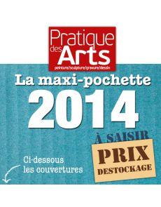 Maxi-pochette Pratique des Arts - Année 2014