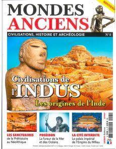 Civilisations de l'Indus - Les origines de l'Inde - Mondes Anciens 05