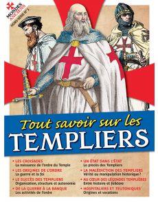Tout savoir sur les TEMPLIERS - Mondes Anciens hors-série n.1