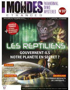 Mondes Etranges 37 - Les Reptiliens